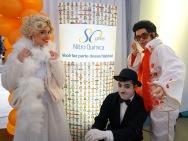 Marilyn, Chaplin, Elvis