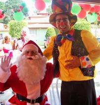 Noel e Palhaço