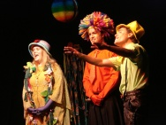 Teatro Infantil ação