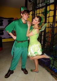 Peter Pan e Sininho