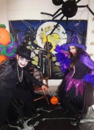 Vampiro e Bruxa