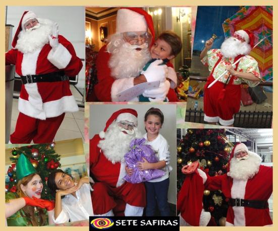 Atrações de Natal